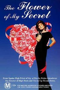 A Flor do Meu Segredo - Poster / Capa / Cartaz - Oficial 4