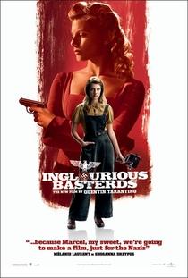 Bastardos Inglórios - Poster / Capa / Cartaz - Oficial 9