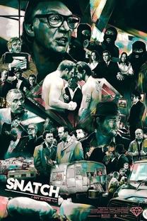 Snatch - Porcos e Diamantes - Poster / Capa / Cartaz - Oficial 6