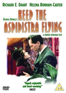 Keep the Aspidistra Flying - Poster / Capa / Cartaz - Oficial 1