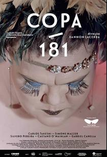 Copa 181 - Poster / Capa / Cartaz - Oficial 1