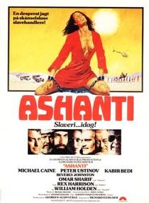 Ashanti - Poster / Capa / Cartaz - Oficial 1