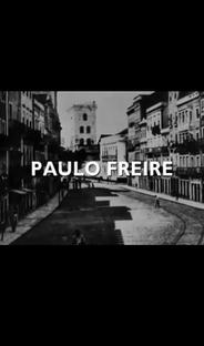 Paulo Freire - Poster / Capa / Cartaz - Oficial 1