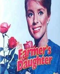 The Farmer's Daughter (3ª Temporada) - Poster / Capa / Cartaz - Oficial 1