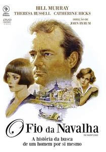 O Fio da Navalha - Poster / Capa / Cartaz - Oficial 4