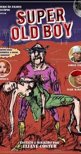 Super Oldboy - Poster / Capa / Cartaz - Oficial 1