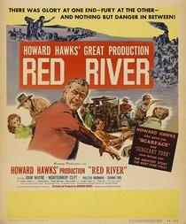 Rio Vermelho - Poster / Capa / Cartaz - Oficial 10