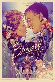 Brazil, o Filme - Poster / Capa / Cartaz - Oficial 10