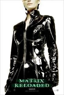 Matrix Reloaded - Poster / Capa / Cartaz - Oficial 9