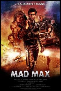 Mad Max - Poster / Capa / Cartaz - Oficial 3