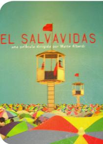 O Salva-vidas - Poster / Capa / Cartaz - Oficial 1