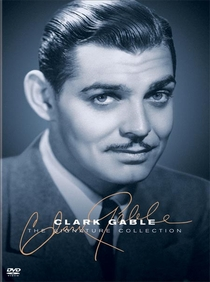 Clark Gable: Tall, Dark and Handsome  - Poster / Capa / Cartaz - Oficial 1