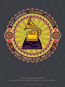 Grammy 2011 - Poster / Capa / Cartaz - Oficial 1