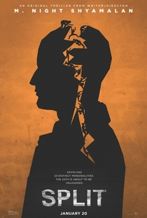 Fragmentado - Poster / Capa / Cartaz - Oficial 4