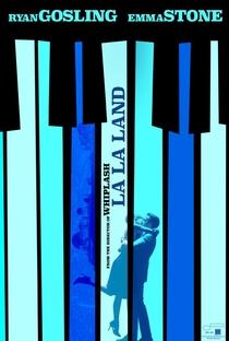 La La Land: Cantando Estações - Poster / Capa / Cartaz - Oficial 3