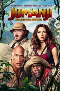 Jumanji: Bem-Vindo à Selva - Poster / Capa / Cartaz - Oficial 11
