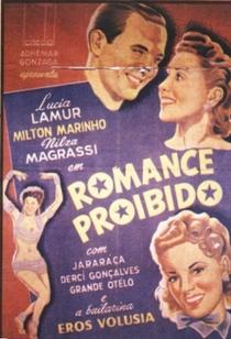 Romance Proibido  - Poster / Capa / Cartaz - Oficial 1