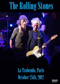 Rolling Stones - La Trabendo 2012 - Poster / Capa / Cartaz - Oficial 1
