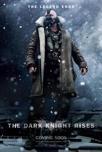 Batman: O Cavaleiro das Trevas Ressurge - Poster / Capa / Cartaz - Oficial 21