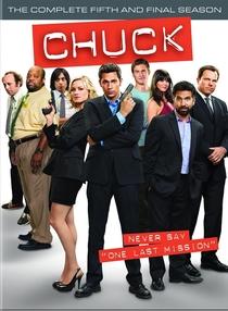 Chuck (5ª Temporada) - Poster / Capa / Cartaz - Oficial 1