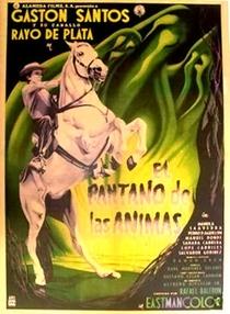 O Pântano das Almas Perdidas - Poster / Capa / Cartaz - Oficial 1