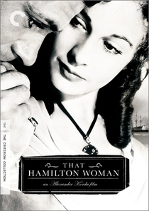 Lady Hamilton, A Divina Dama - Poster / Capa / Cartaz - Oficial 1
