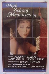 High School Memories - Poster / Capa / Cartaz - Oficial 1