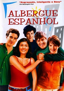 Albergue Espanhol - Poster / Capa / Cartaz - Oficial 4