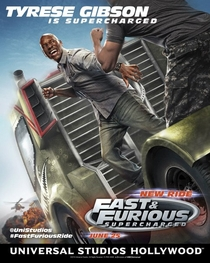 Fast & Furious: Supercharged - Poster / Capa / Cartaz - Oficial 3