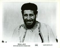 Sallah - Poster / Capa / Cartaz - Oficial 1