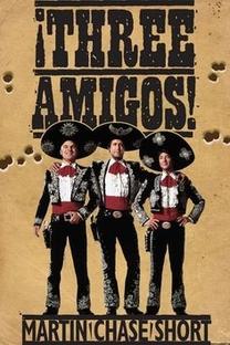 Três Amigos! - Poster / Capa / Cartaz - Oficial 5