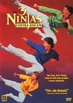 3 Ninjas Contra-Atacam - Poster / Capa / Cartaz - Oficial 2