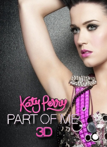 Katy Perry - Part of Me - Poster / Capa / Cartaz - Oficial 5