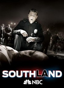 Southland: Cidade do Crime (1ª Temporada) - Poster / Capa / Cartaz - Oficial 1