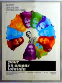 Pour Un Amour Lointain  - Poster / Capa / Cartaz - Oficial 1