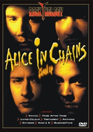 Alice in Chains - Fired Up - Poster / Capa / Cartaz - Oficial 1