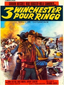 3 Balas para Ringo - Poster / Capa / Cartaz - Oficial 2