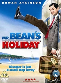 As Férias de Mr. Bean - Poster / Capa / Cartaz - Oficial 4
