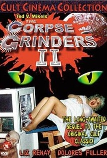 The Corpse Grinders 2 - Poster / Capa / Cartaz - Oficial 1