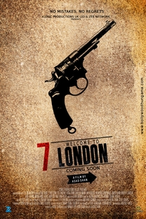 7 Welcome to London - Poster / Capa / Cartaz - Oficial 2