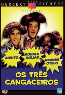 Os Três Cangaceiros - Poster / Capa / Cartaz - Oficial 1