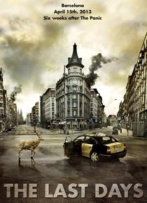 Os Últimos Dias - Poster / Capa / Cartaz - Oficial 3