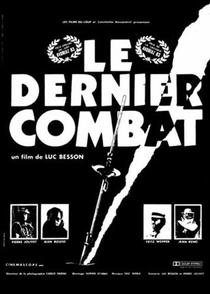 O Último Combate - Poster / Capa / Cartaz - Oficial 2