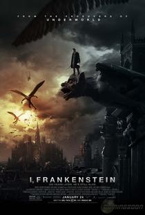 Frankenstein: Entre Anjos e Demônios - Poster / Capa / Cartaz - Oficial 1