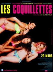 Les coquillettes - Poster / Capa / Cartaz - Oficial 2