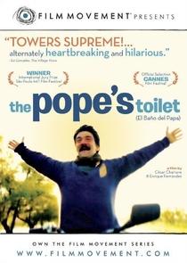 O Banheiro do Papa - Poster / Capa / Cartaz - Oficial 10
