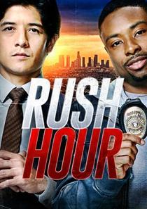 A Hora do Rush (1ª Temporada) - Poster / Capa / Cartaz - Oficial 2