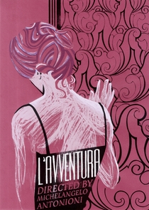 A Aventura - Poster / Capa / Cartaz - Oficial 11