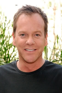 Kiefer Sutherland - Poster / Capa / Cartaz - Oficial 1