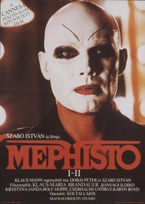 Mephisto - Poster / Capa / Cartaz - Oficial 1